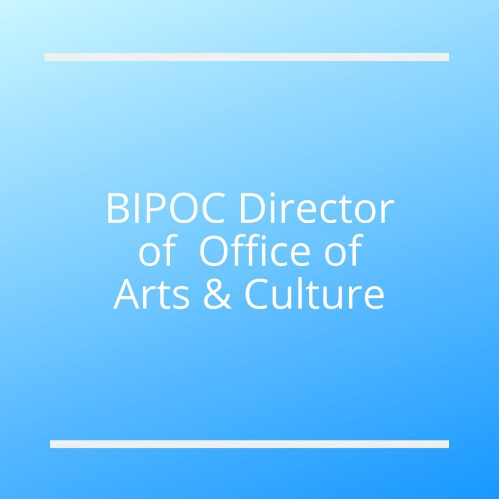 BIPOC Director