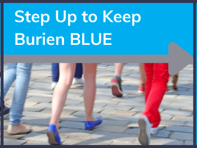Step up for Burien